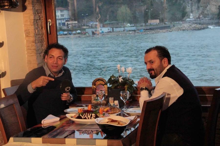 """VAHE KILIÇARSLAN İLE """" EVDEKİ MUTLULUK """" CANLIBALIK'TA…25.02.2016"""