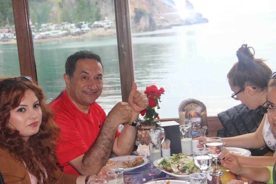 DR.FERİDUN KUNAK'TAN ÜRÜNLERİMİZE 10 PUAN…23.04.2016