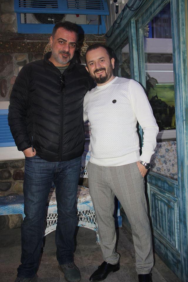 Sermiyan Midyat Konuğumuzdu…16.02.2018